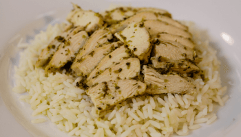 Greek Chicken & Rice