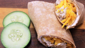 Chicken & Cheese Roll-Up