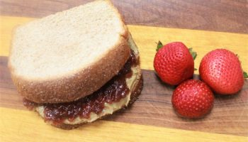 SunButter & Jelly Sandwich
